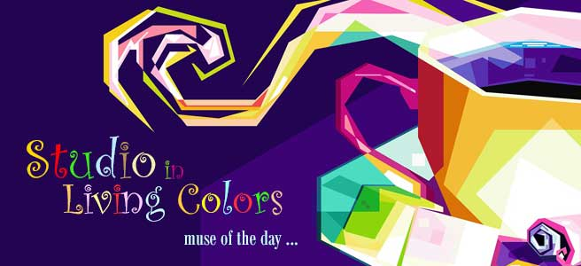 Studio In Living Colors - Muse of The Day ...