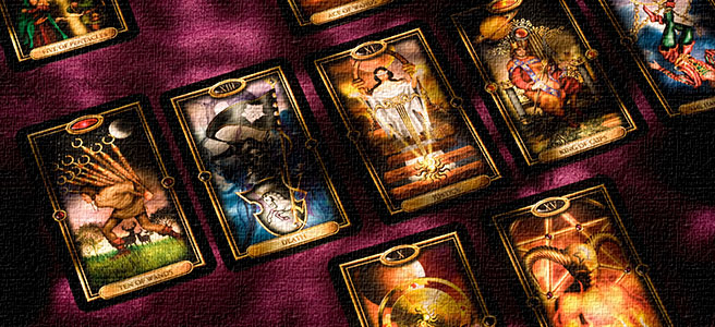 Studio In Living Colors - Death Role in The House of Tarot ...
